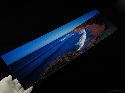 A 60cm Bells beach print (metal print)